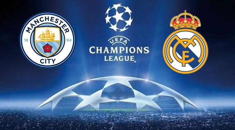 Манчестер Сити — Реал