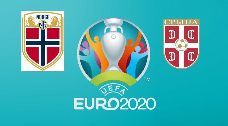 Норвегия - Сербия