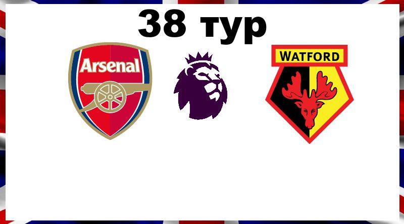 Арсенал – Уотфорд