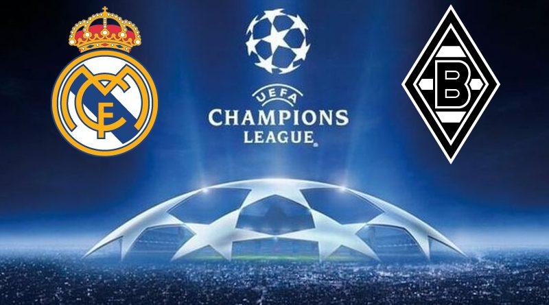 Реал Мадрид – Боруссия Менхенгладбах