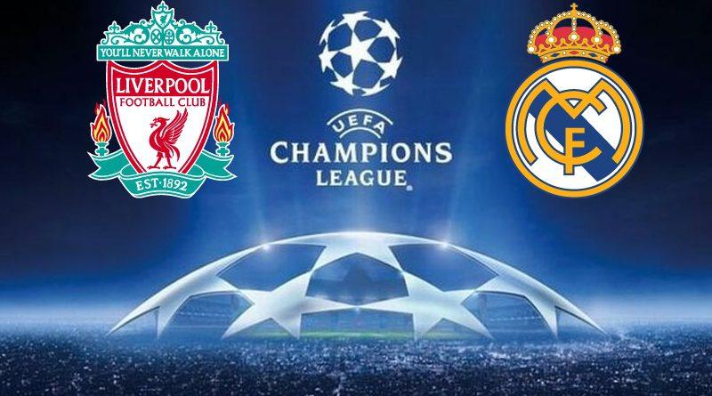 Ливерпуль – Реал Мадрид