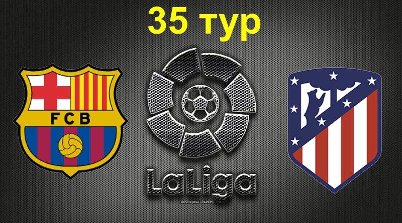 Барселона – Атлетико