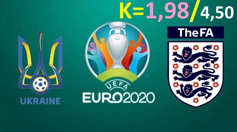 Украина - Англия