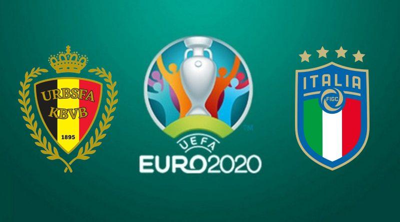 Бельгия – Италия