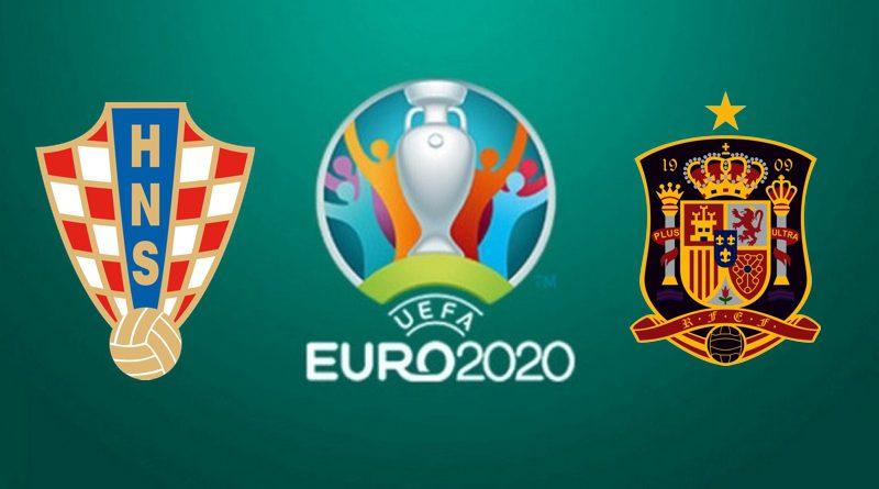 Хорватия – Испания