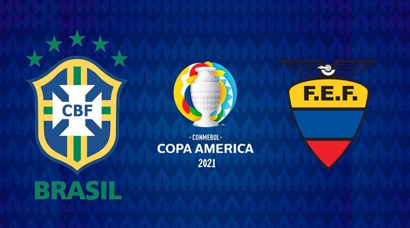 Бразилия – Эквадор