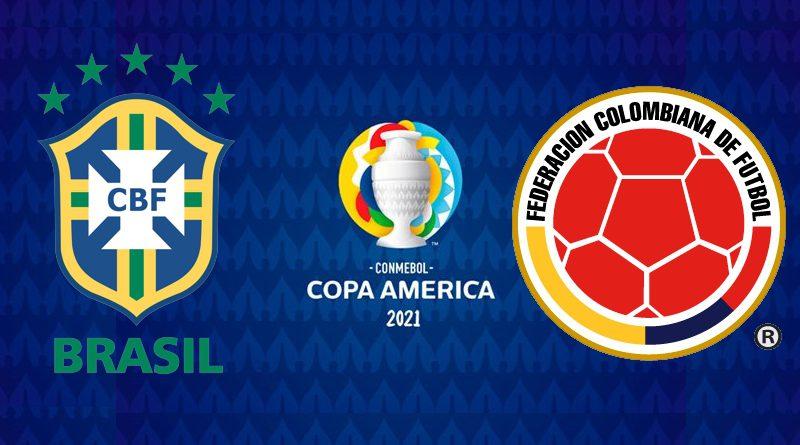 Бразилия – Колумбия