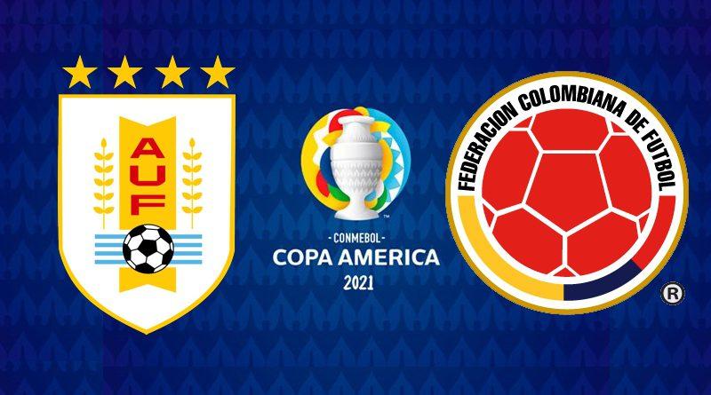 Уругвай – Колумбия