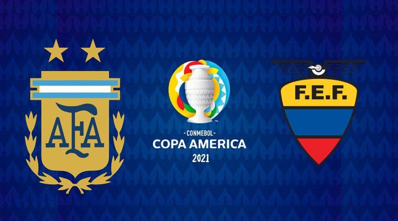 Аргентина – Эквадор