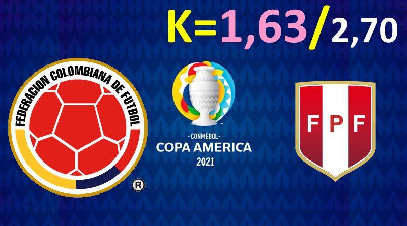 Колумбия – Перу