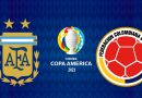 Аргентина - Колумбия