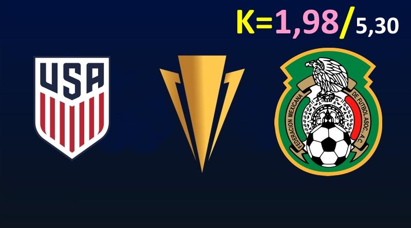 США – Мексика
