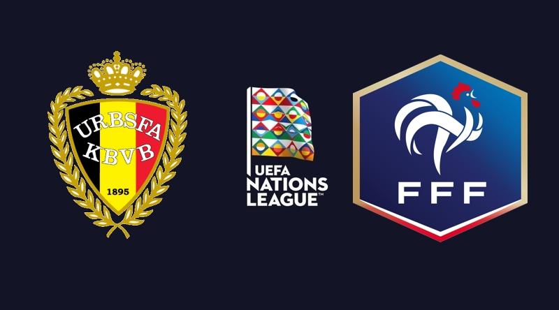 Бельгия – Франция